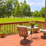 Custom Decks in Winston-Salem, North Carolina