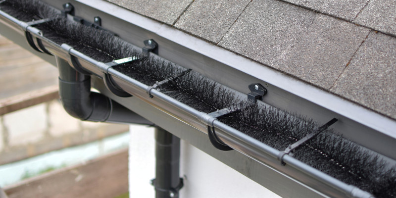 Gutter Guards in Winston-Salem, North Carolina